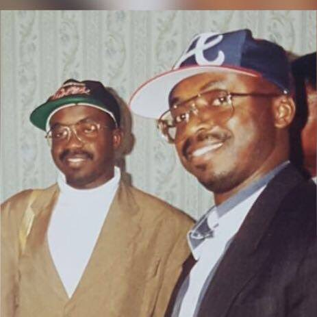 My throwback today is to my teenage years. Pastor Kenny Ogunji was one of my youth leaders. Gone but never forgotten. Uncle Sammy Ogunji Happy Birthday Sir! #throwbackthursday #gonebutneverforgotten