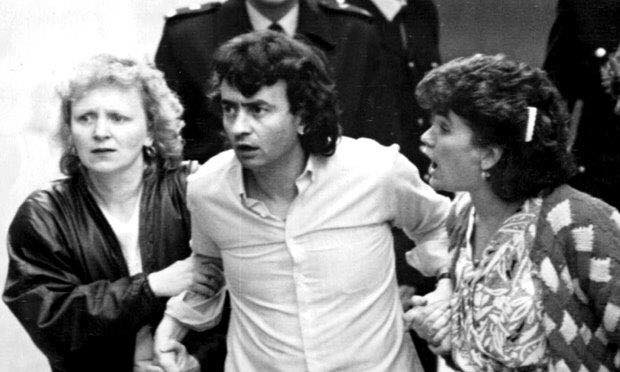 I have been in prison for something I did not do. #GerryConlon who died on this day in 2014. Rp 💜 In the name of the father Being #Irish means theyre guilty.