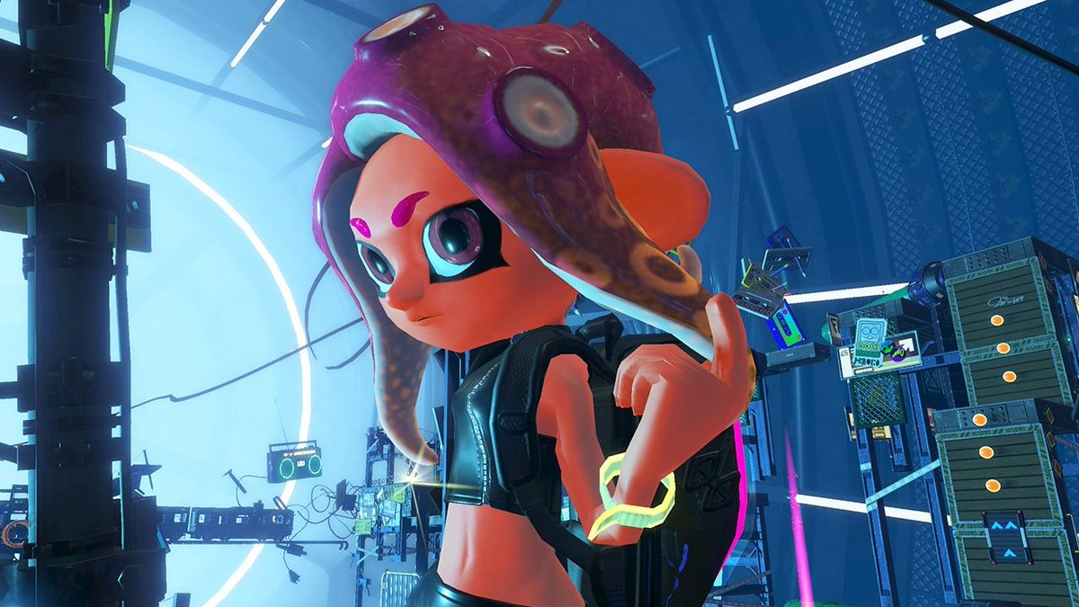 Trials so tough, you might just tear out your tentacles. Heres our review of Splatoon 2s Octo Expansion DLC: go.ign.com/vsZS2ku