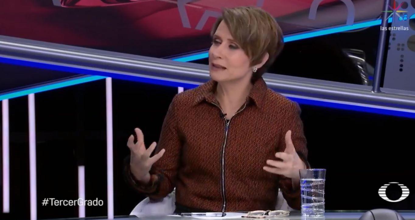 Vivir en la polarización es desgastante: @DeniseMaerker #TercerGrado https://t.co/4m0jH0GSoS https://t.co/pgZ6CRaWx6