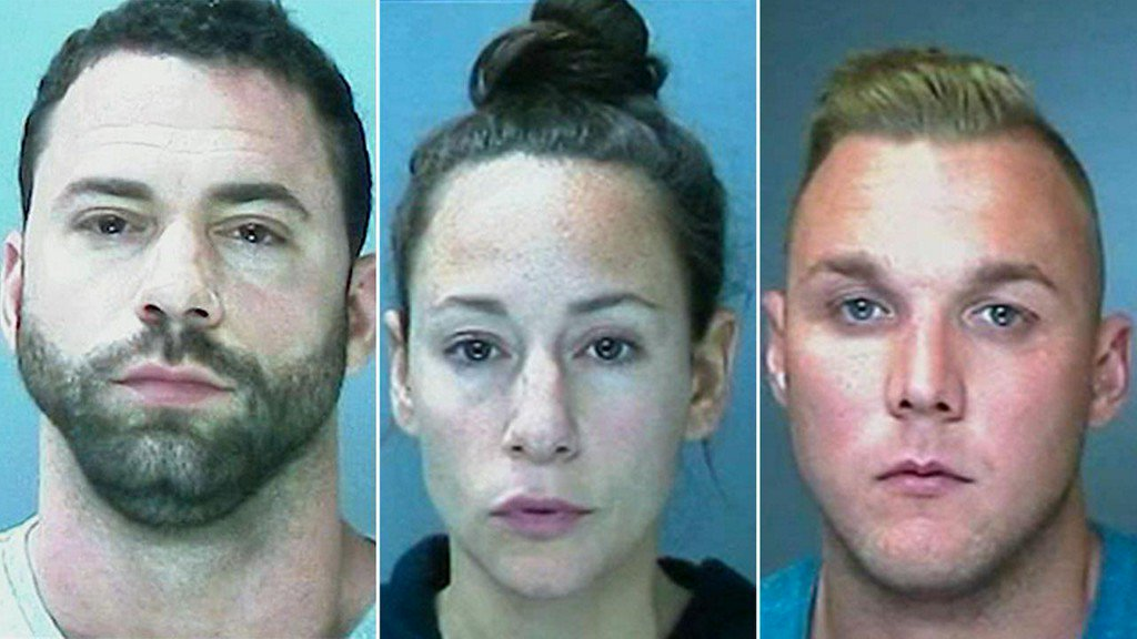 3 Long Island officers arrested after drug bust https://t.co/G1YwjFOOnN