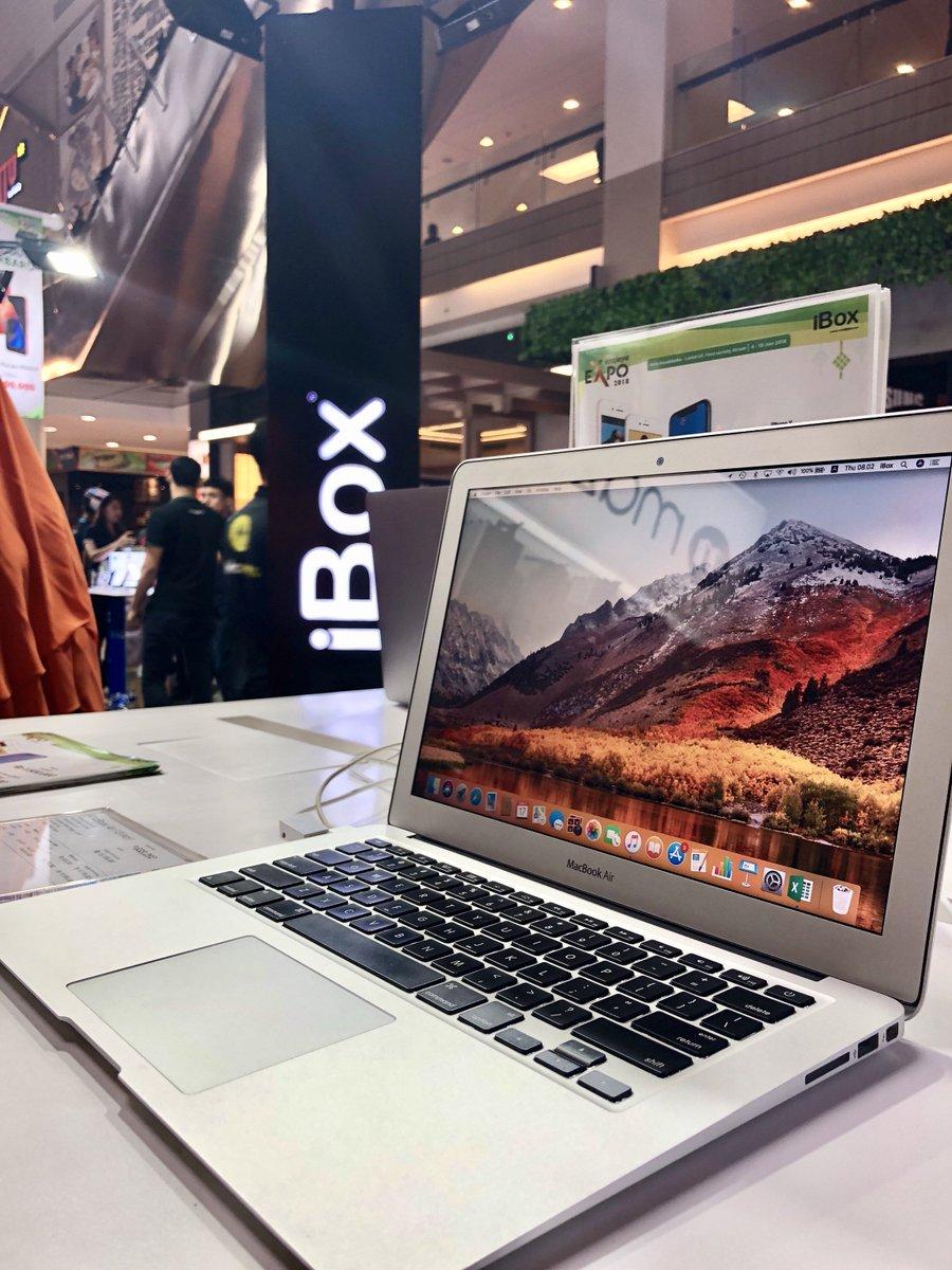 """iBox en Twitter: """"MacBook Air membantu Anda menyelesaikan beragam"""