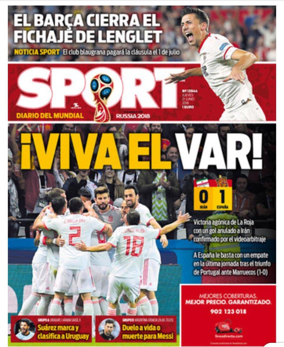 Le FC #Barcelona paiera la clause libératoire de Clément #Lenglet (#Seville) le 1er Juillet selon Sport.  - FestivalFocus