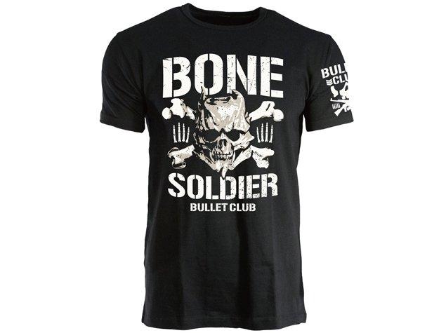 【RESTOCK/再入荷商品】 闇に堕ちた石森太二、生まれ変わったボーンソルジャー!『BONE SOLDIER Tシャツ』が再入荷発売中!