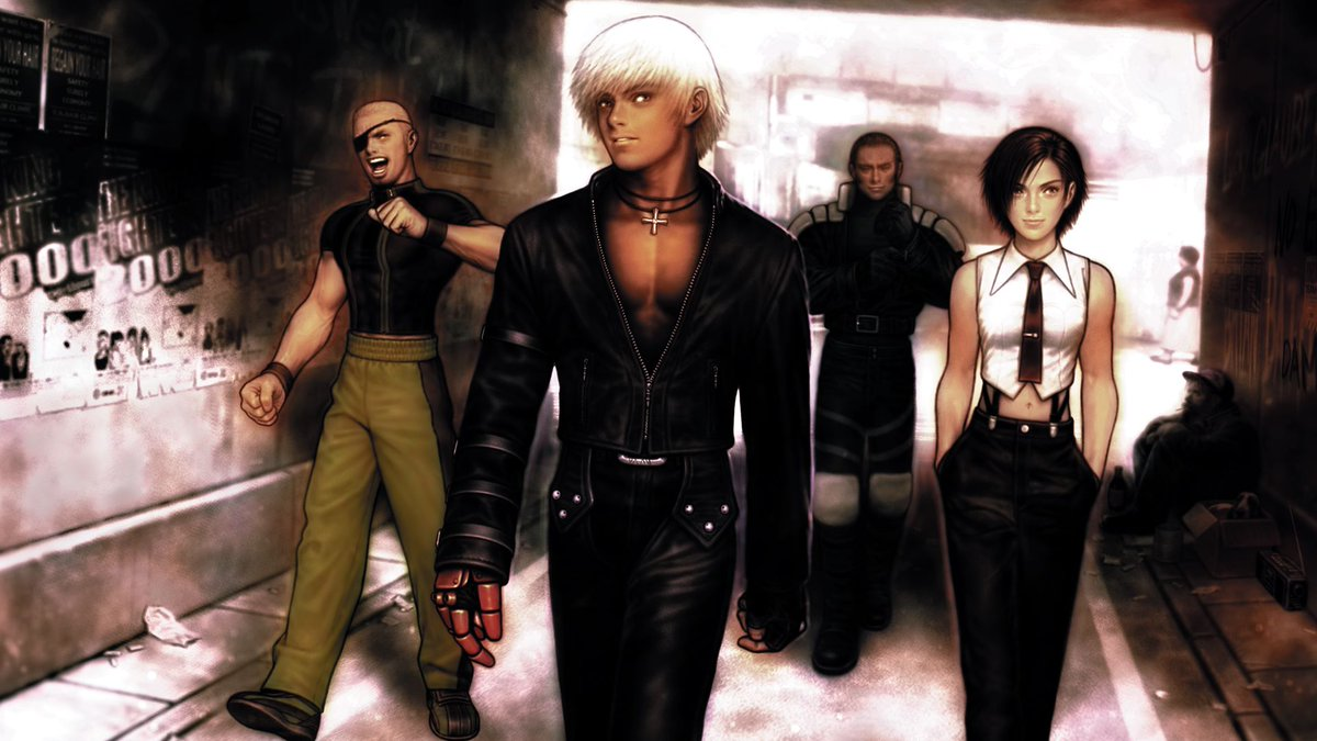 ACA NEOGEO THE KING OF FIGHTERS 2000 is now available for Xbox One https://t.co/mlROo3kMws