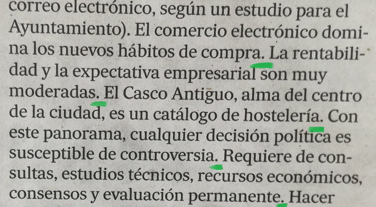 Pedro Jimeno On Twitter Un Caso Extremo De Frases Cortas