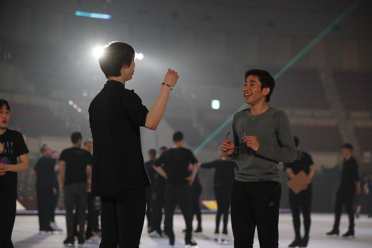 fantasy on ice 2018 in niigata day 1 Yuzuru Hanyu