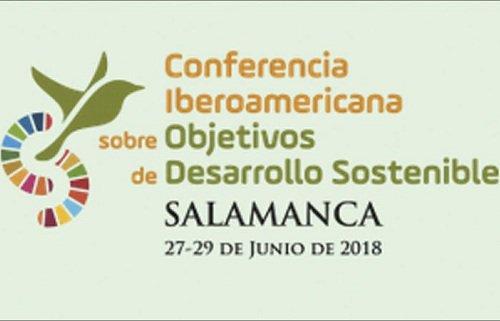 Salamanca to host first Ibero-American Conference on SDG  https:// bit.ly/2JU1HyN  &nbsp;   @usal @SEGIBdigital @iberdrola @La_UPM #Agenda2030 @MAECgob @AECID_es @Espanha_Brasil @Espana_Colombia @Espana_Peru @GarciaCasasF<br>http://pic.twitter.com/Cnlcsmf7ZI