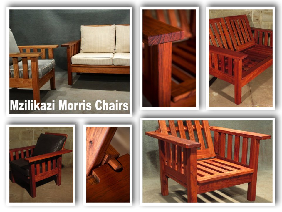 The African Touch On Twitter Mzilikazi Morris Chairs Made