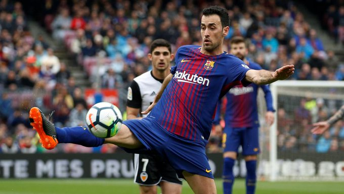 📝 [MD] | No Agreement with Busquets agent ▫️Renewal of Sergio contract seemed to be closed, but it has been delayed as Barça and his agent could not find an agreement. ▫️Negotiations will resume after he returns from the World Cup Photo