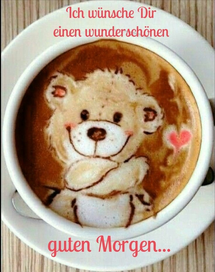 Dany Ar Twitter Schönen Guten Morgen Mein Morgentau
