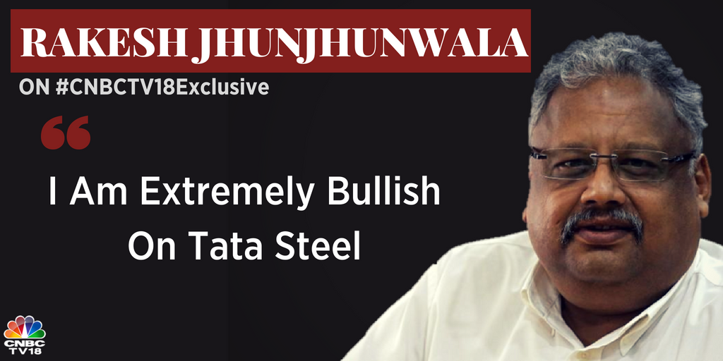 #CNBCTV18Exclusive | Rakesh Jhunjhunwala says 2018 will be the year of consolidation after stellar gains in 2017  @ShereenBhan