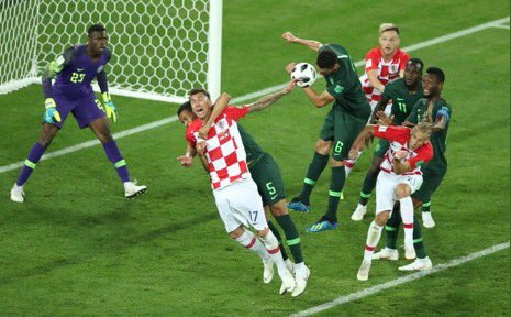 Russia2018: supper Eagles appraised third worst team after first round of game
