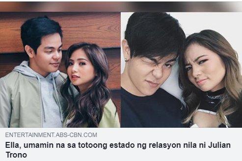 Donnalyn: AH, Ang galing niyo Tito Boy, first time niyang nasabi yan... Alamin kung ano itong binanggit ni Ella DITO: bit.ly/2McscfJ