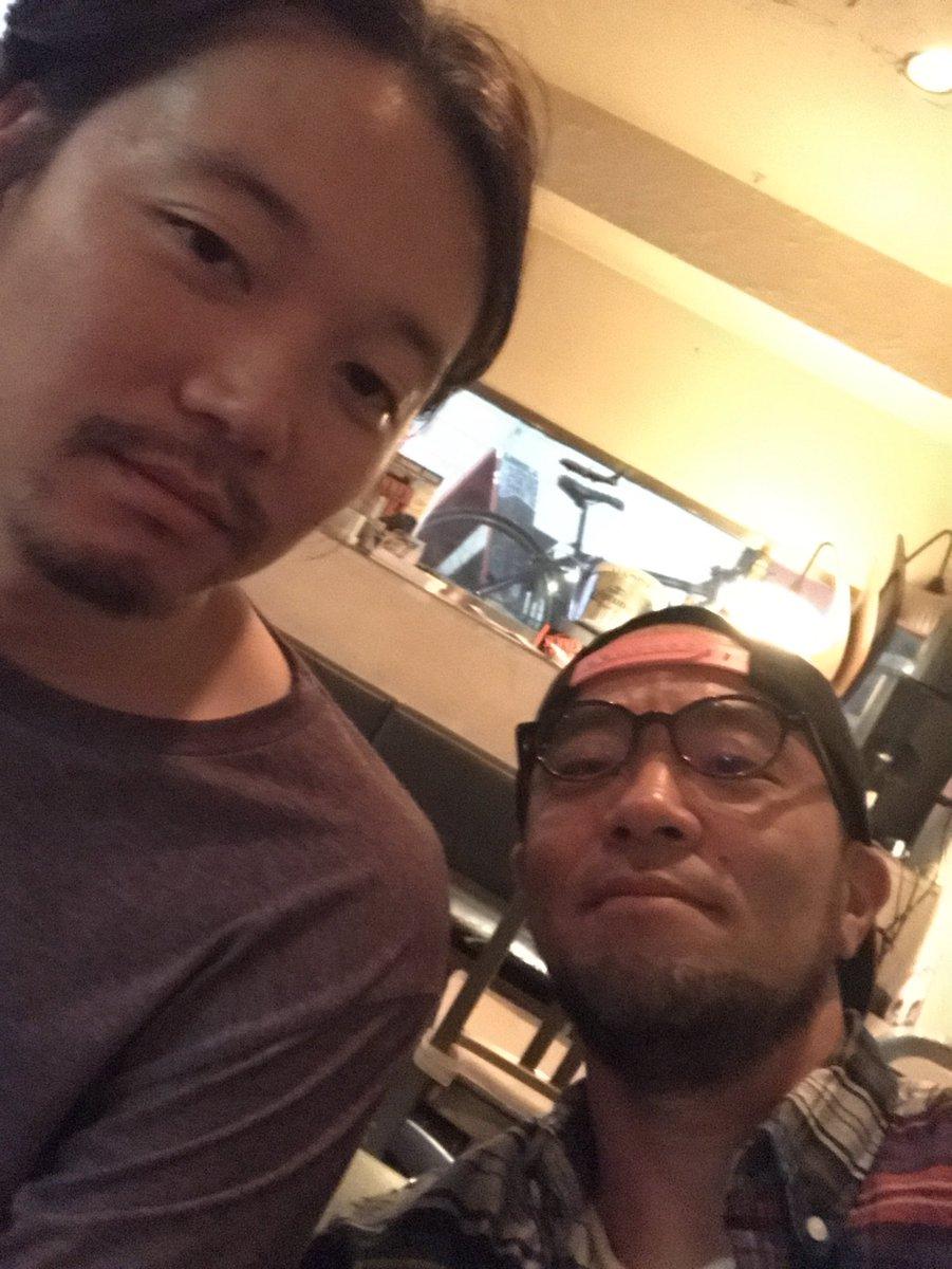 昨夜は直ちゃんと遊んだよ。 #川野直輝 #朝までコース