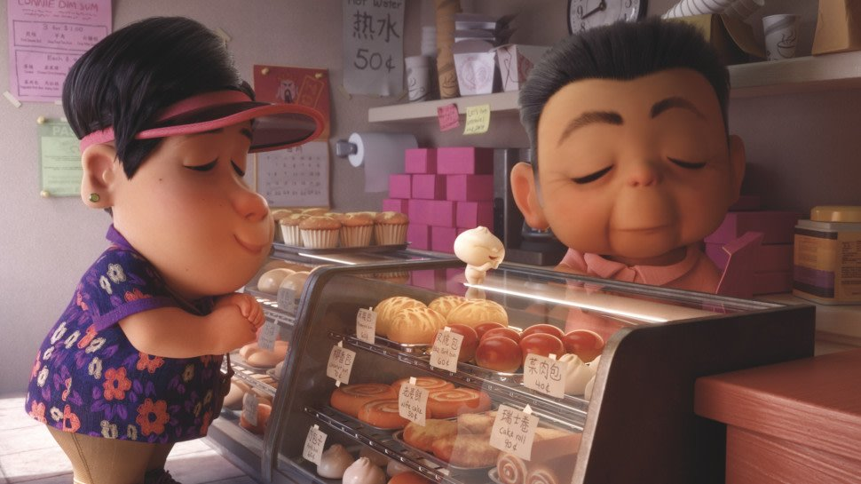What went into the making of #Pixar's new short playing with #Incredibles2, Bao: https://t.co/VMXaXEYy9D https://t.co/mSDKMUcQlX