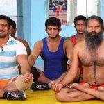 international day of yoga Twitter Photo