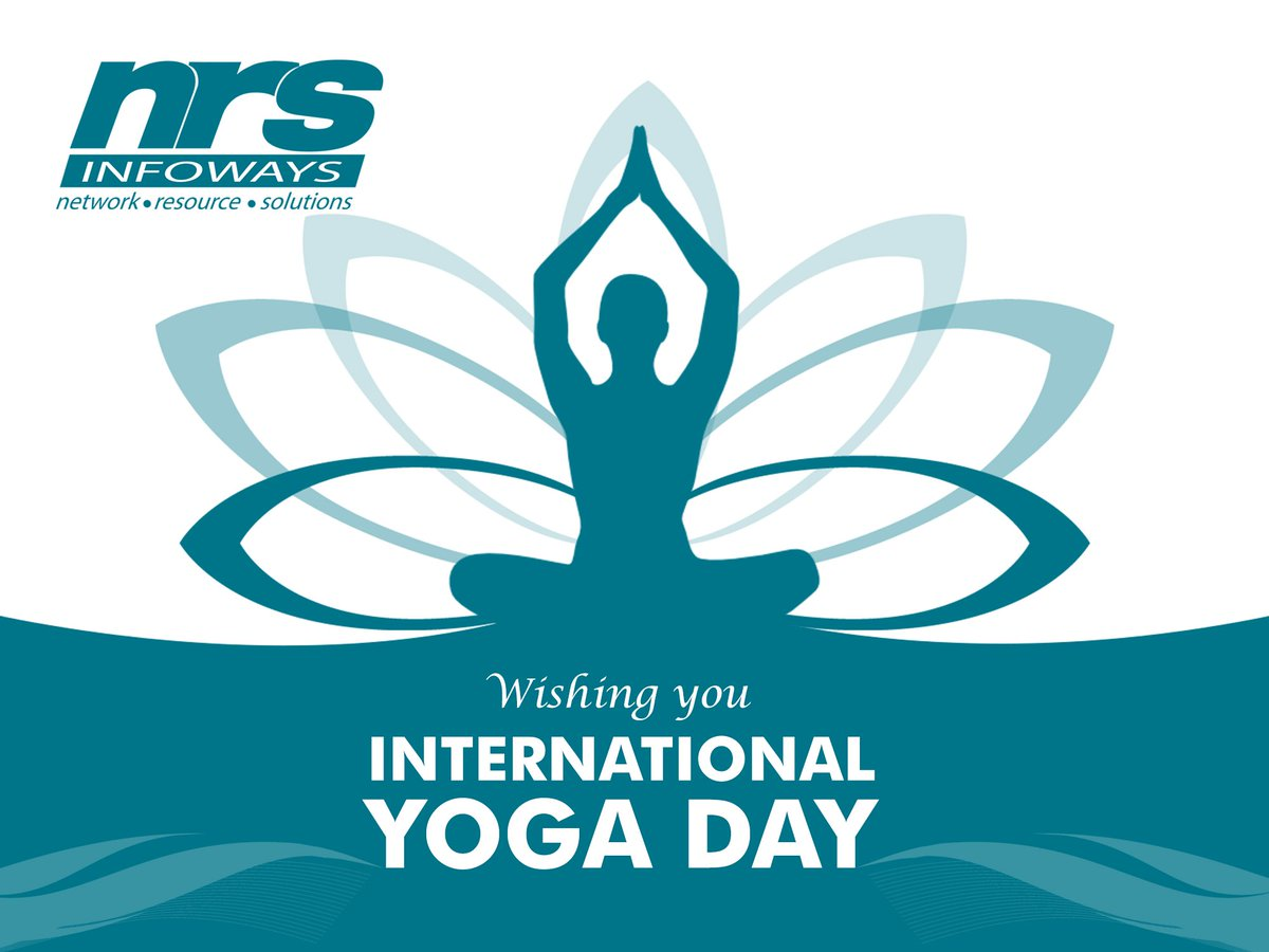 An international day for yoga was declared unanimously by the United Nations General Assembly. It is celebrated annually on 21 June since its inception in 2015. #Yoga #21stJune #YogaDay2018 #UN #InternationalYogaDay #NrsInfoways http://www.nrsinfoways.com pic.twitter.com/1jAnmxI7Dd