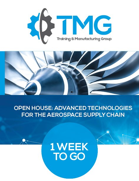 One week to go until our open house where we will be exploring the technology that supports the aerospace industry and UK supply chain. Secure your place on the event  http:// ow.ly/NEJz30kzXal  &nbsp;   #ukmfg #manufacturing #engineering #aerospace #supplychain<br>http://pic.twitter.com/KYGjuO24Kx