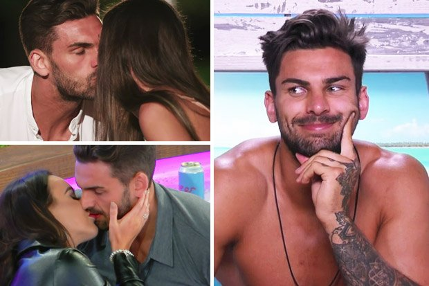 .@Amber_Davies7 says THIS is why #LoveIsland's Adam is getting all the girls https://t.co/jOaMpW6d9f
