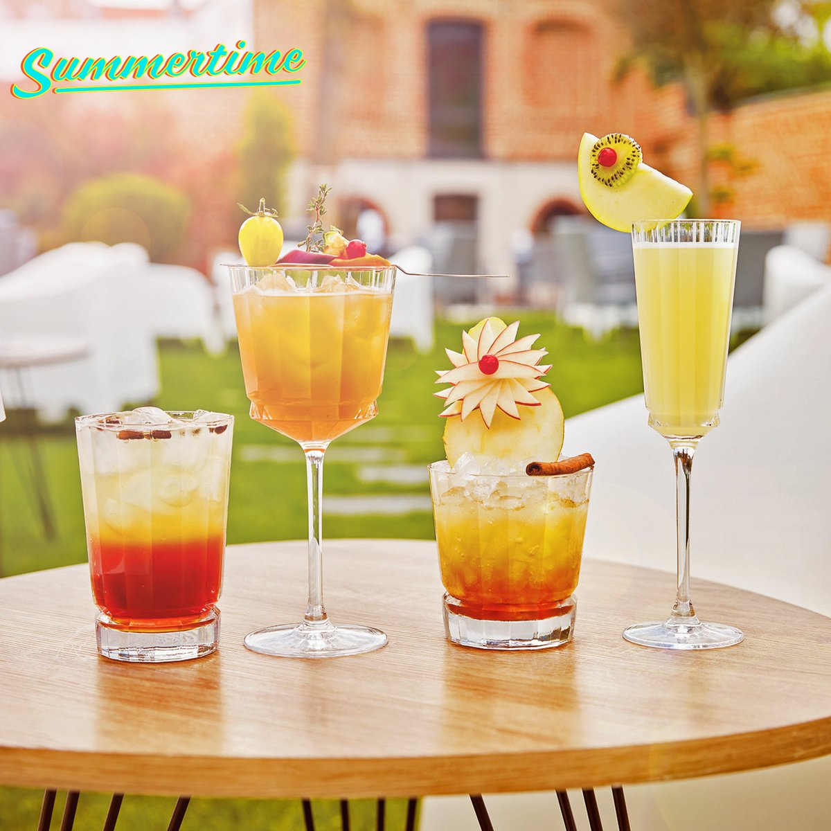 Arc Tableware UK (@arctableware) Today marks the official start of summer! These summery cocktails from the mastermind known as @victordelpierre certainly ... & Images and video about Arc Tableware UK (@arctableware) user on ...