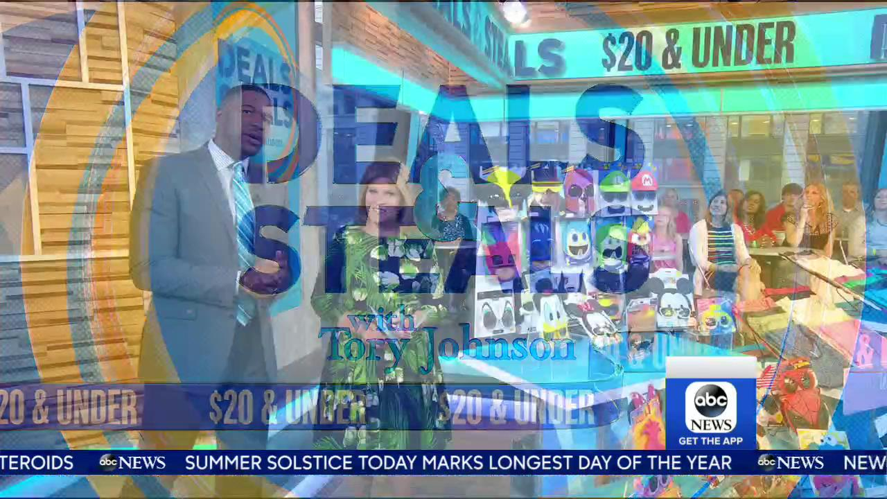 YAS, THURSDAY! Here are your Deals and Steals on must-have products $20 and under! https://t.co/JMEqFr7ygL https://t.co/8tDMCKiSSo