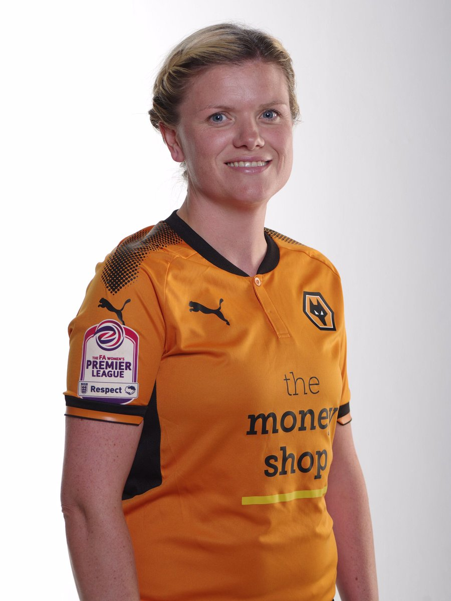 End of an era. Wolves Women legend @claireno2 has decided to hang up her boots after a brilliant career at Wolves & @BCLFC - as well as fitting in having her @wolves supporting kids Harry & Gracie! Many thanks for your years of dedication Claire. @QTechServices @WWLSC #wolves