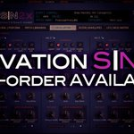 Novation SN2X Available Now – NovaX updated & renamed to SNX https://t.co/x4IiEZuNRk