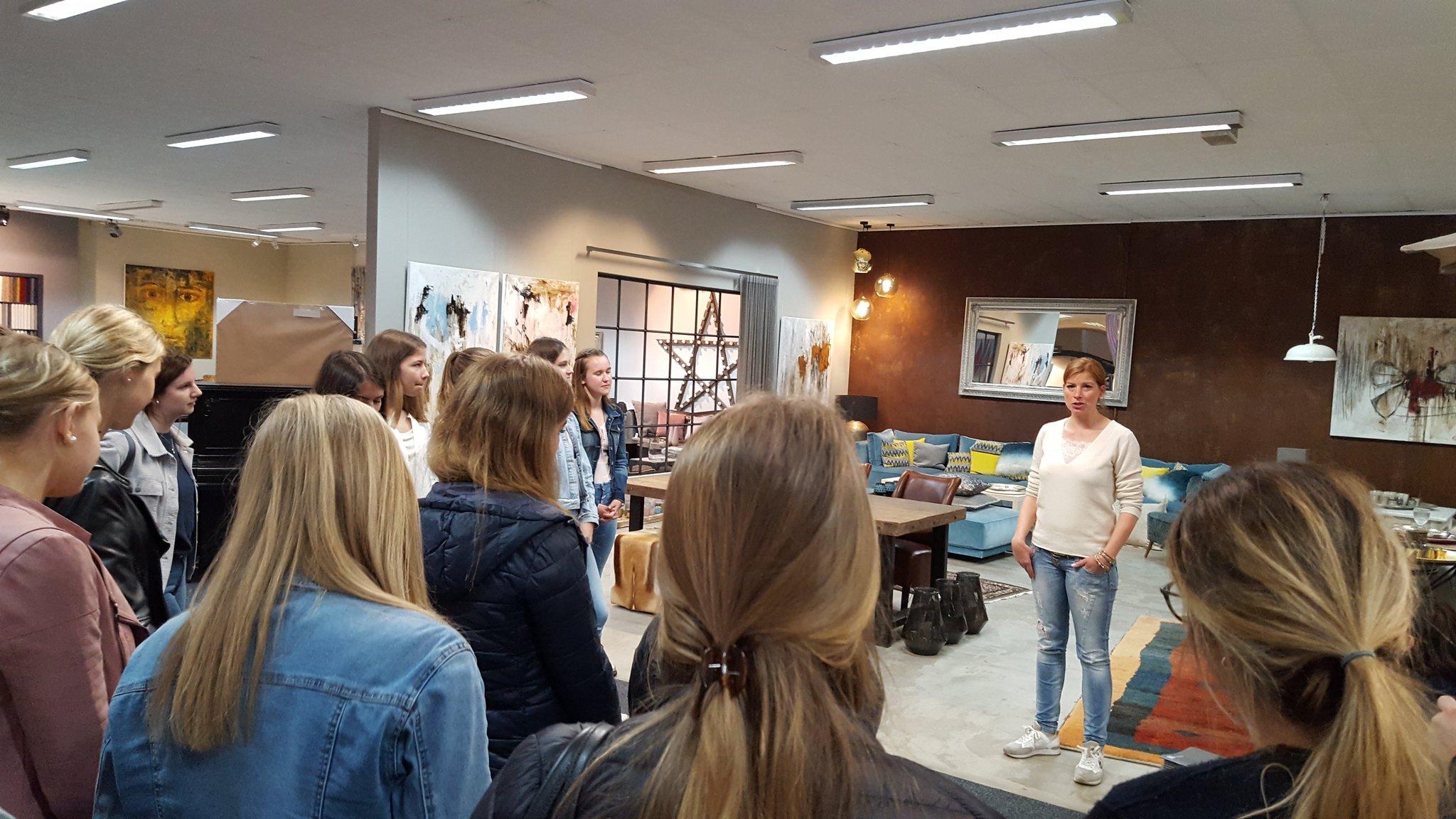 Startup Flensburg On Twitter Bei Teppichstrasse Wohndesign Ging Die