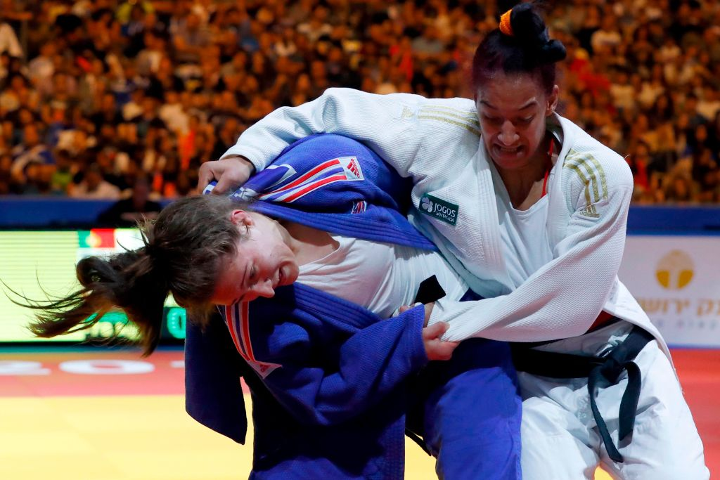 Natalie Powell has been named in the British squad for September's World Judo Championships in Baku, Azerbaijan  https://t.co/ryQMMbQOUR