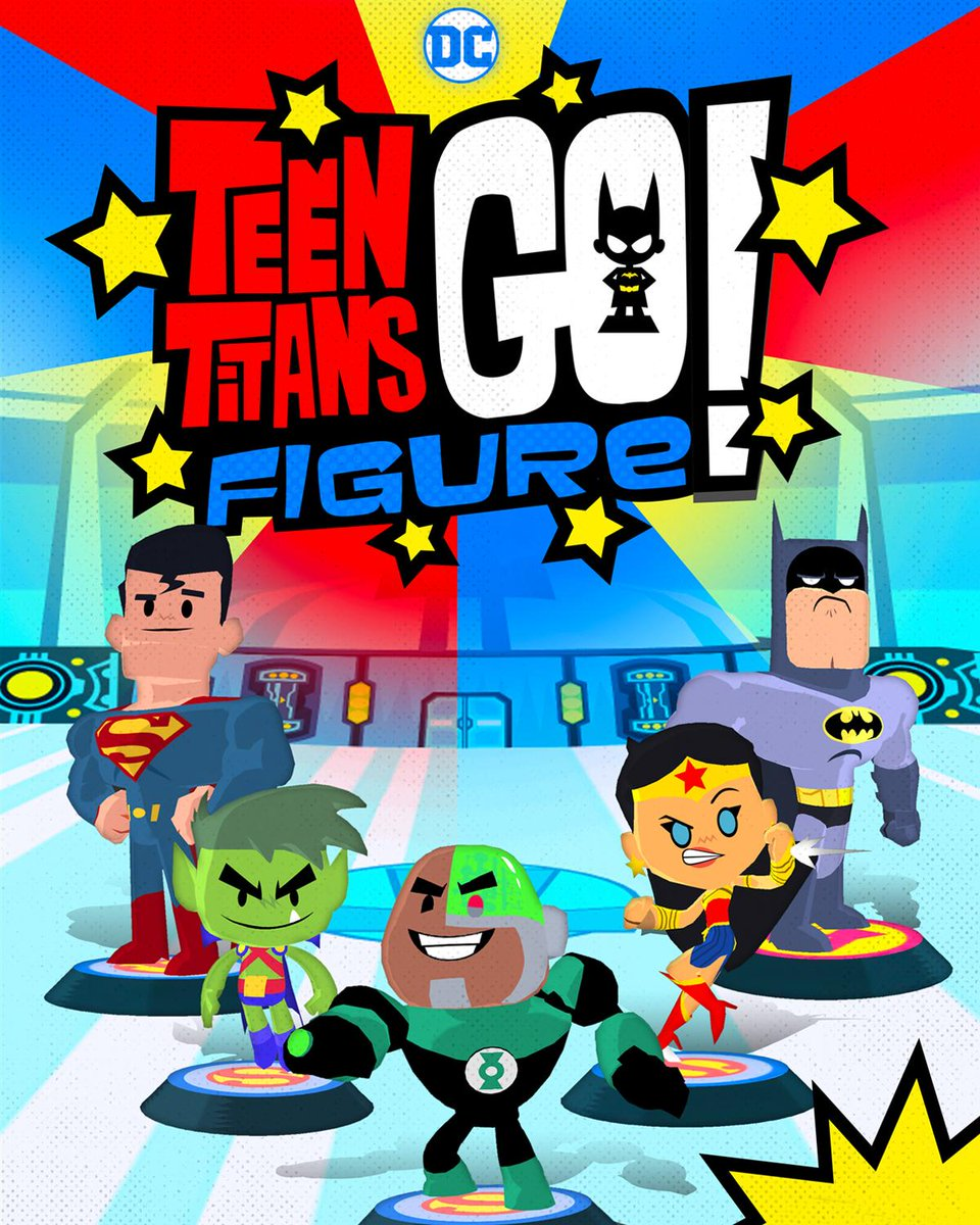 Cartoon Network On Twitter Collect Customize And Battle Your Fav Ttg And Dc Characters Pre Order Here Apple Https T Co Lfiwpnw1i9 Googleplay Https T Co Bh3alvhikk But Wait Teeny Titans 1 Is On Sale Now Https T Co Ukgdahkofx Https T Co