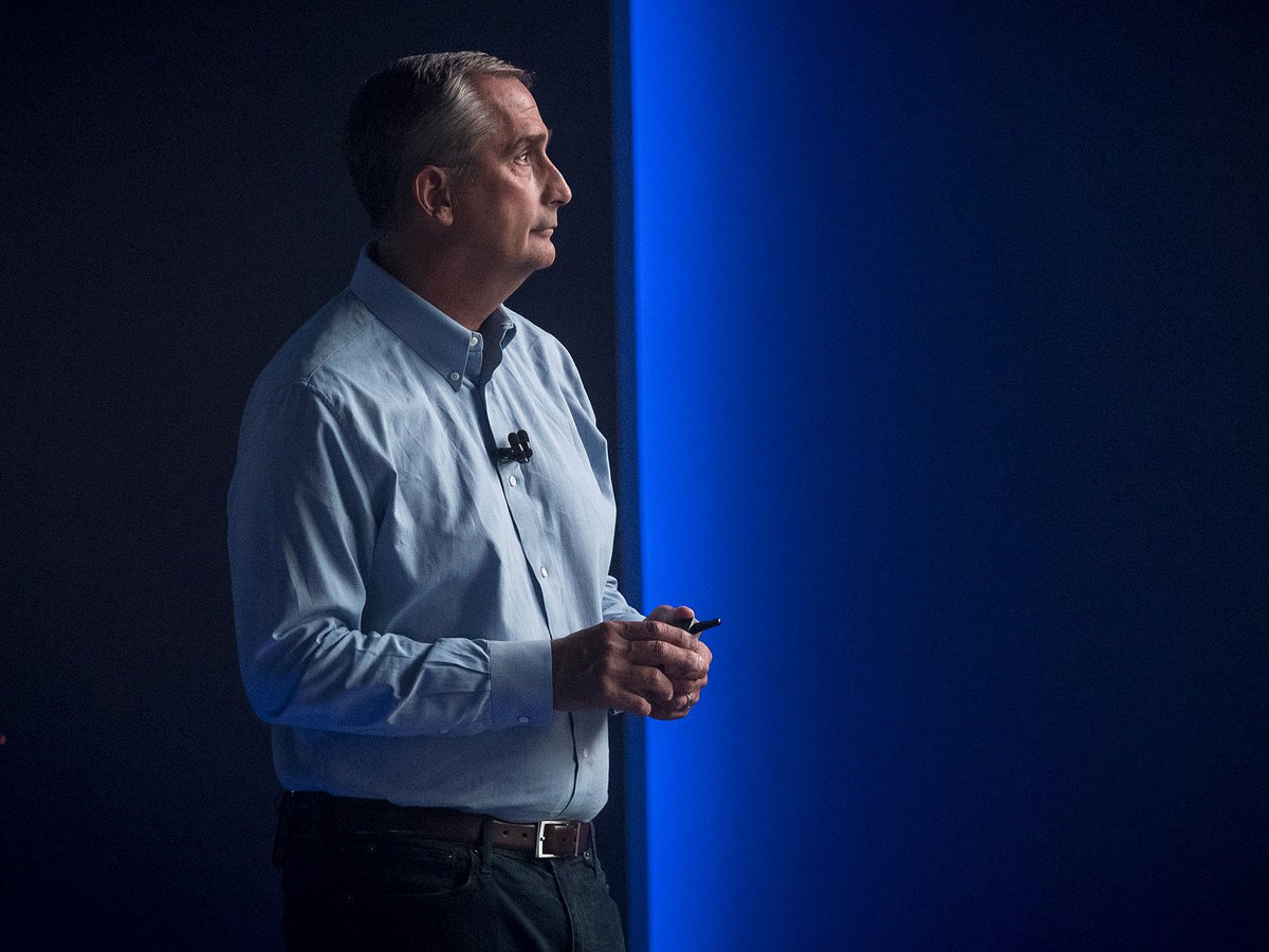 JUST IN: Intel CEO Brian Krzanich has resigned. The company said Krzanich had a past consensual relationship with an employee https://t.co/Op8F2Ngy6p