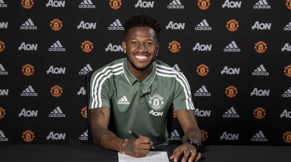 🔴 OFFICIEL ! Manchester United annonce l'arrivée de Fred, en provenance du Shakhtar Donetsk.