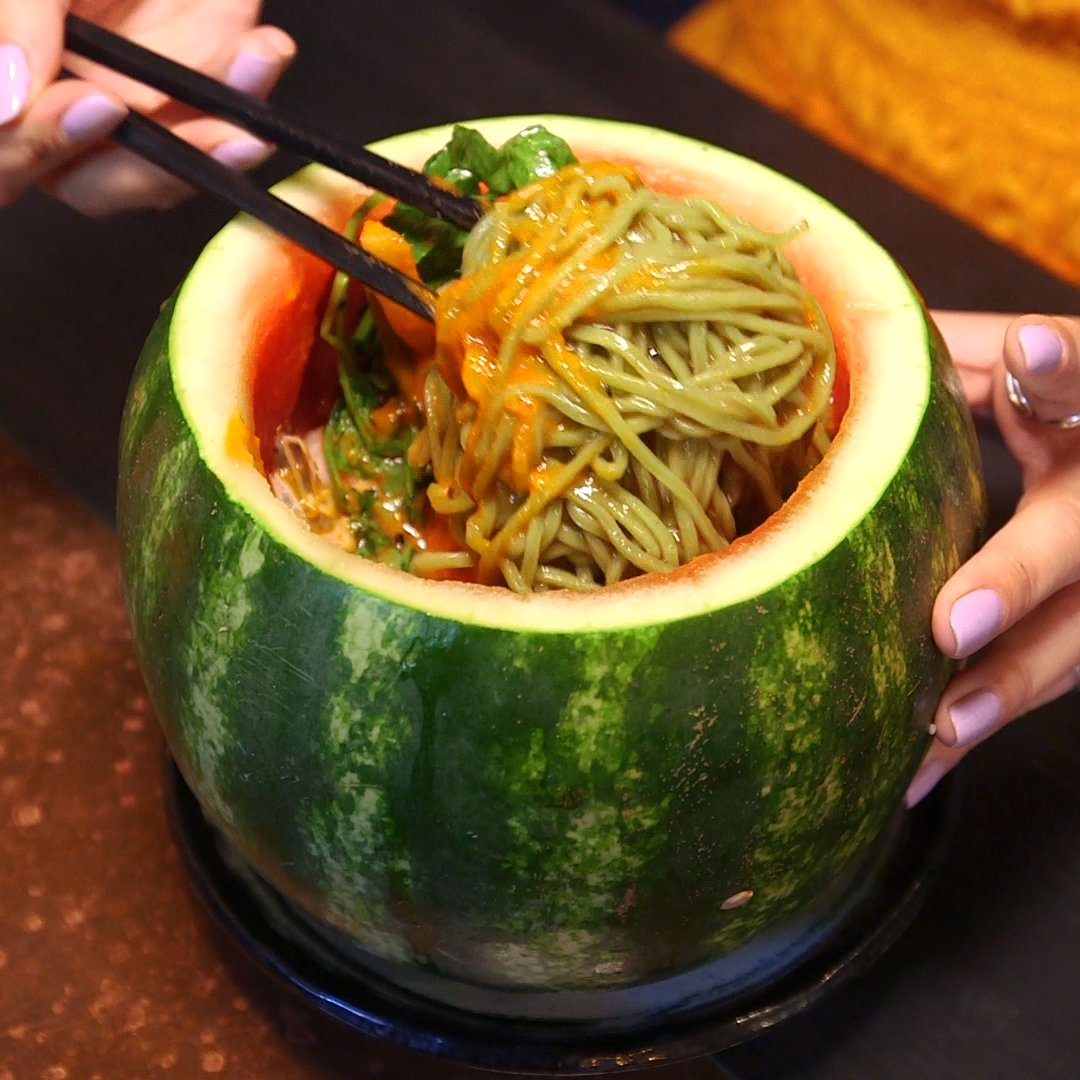 This dish is one in a melon 🍉