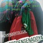#AbortoEnSenadoYa Twitter Photo
