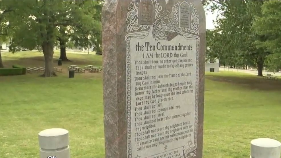 Opponents of Arkansas' Ten Commandments monument want to merge lawsuits seeking to have the display removed from state Capitol grounds. What the lawsuits are claiming: https://t.co/aY830IrNxY #arnews