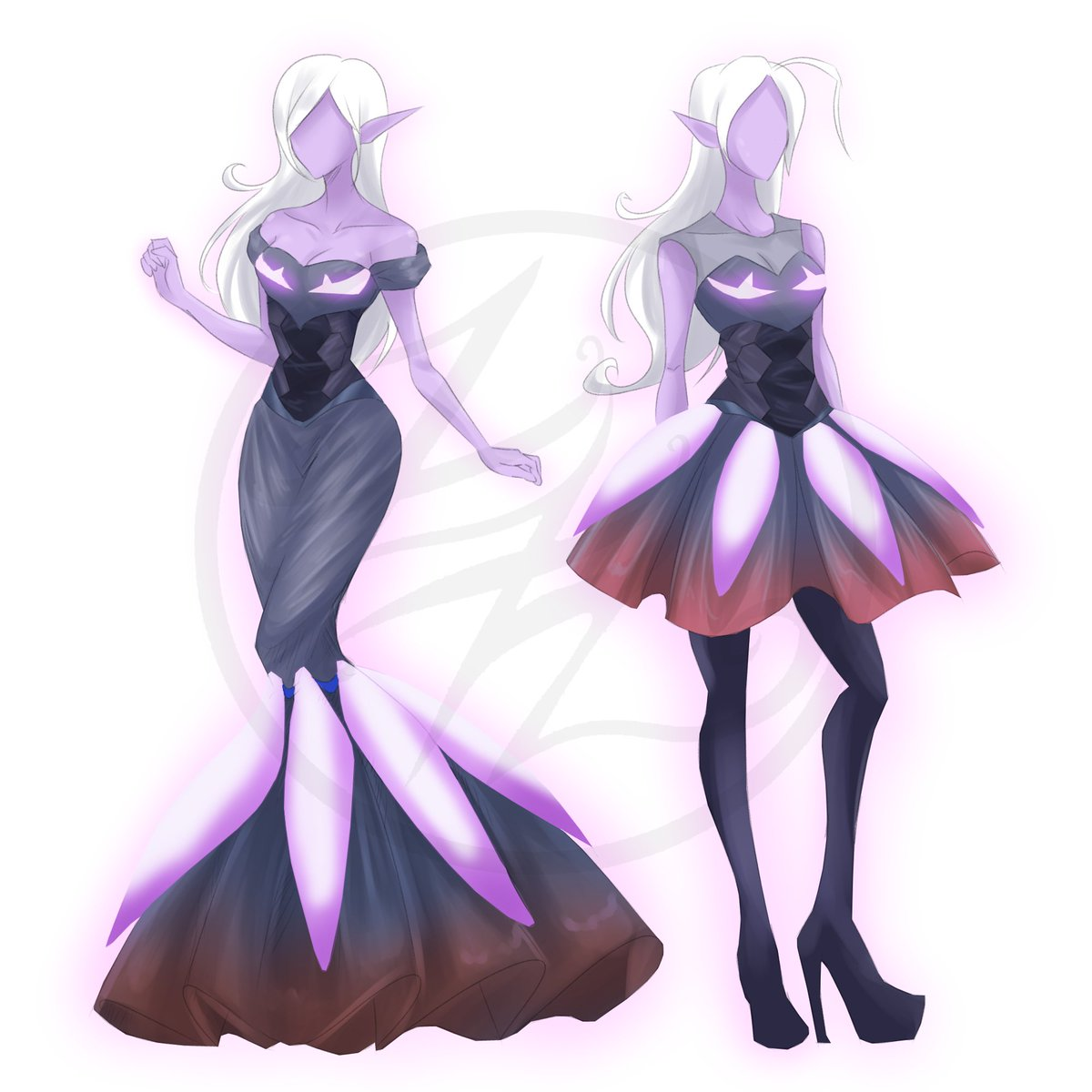 Feel Free To Use These For Your Next Voltroncosplay Or Formal Occasion Must Credit Me Fashionillustration Illustration Voltronlegendarydefender