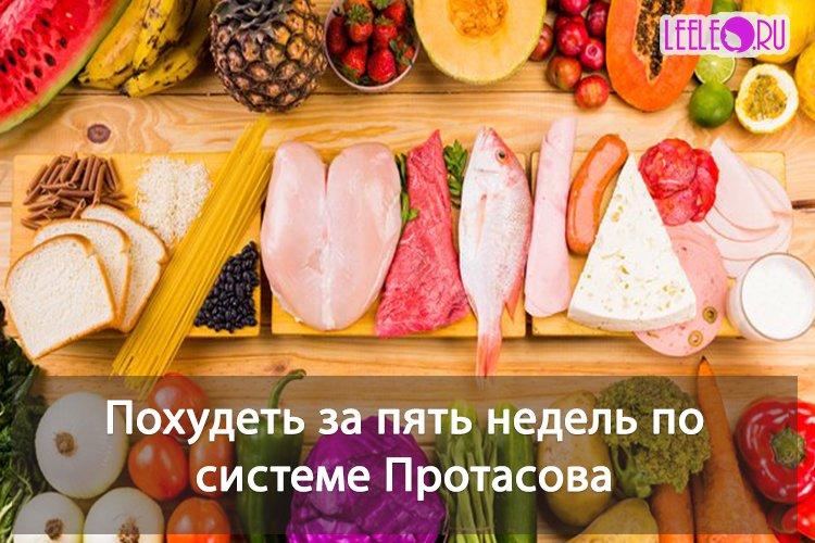 Ким Простая Диета. Диета Кима Протасова — правила питания, рецепты блюд на каждый день