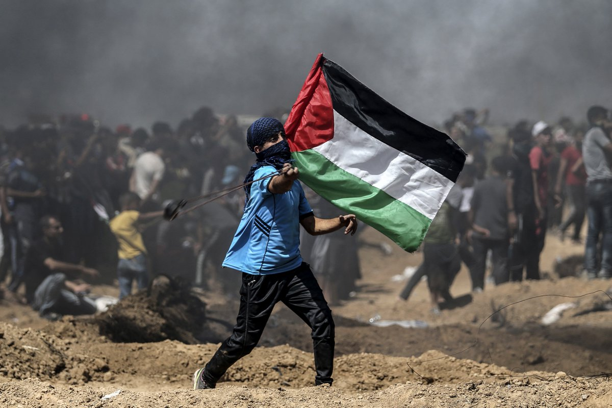 #Gaza teen dies of border protest wounds. #Palestine #Israel https://t.co/iNU2sDNf50