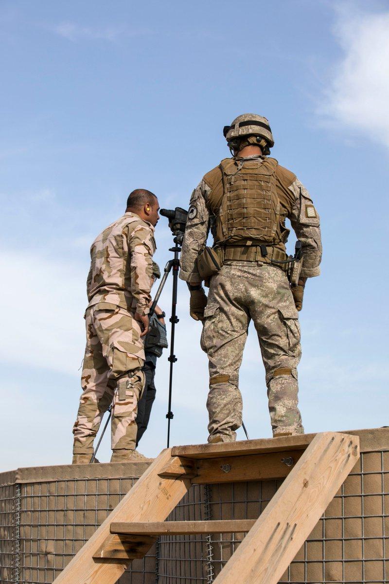 جهود التحالف الدولي لتدريب وتاهيل وحدات الجيش العراقي .......متجدد - صفحة 2 DgNF5jmVAAEi2R9