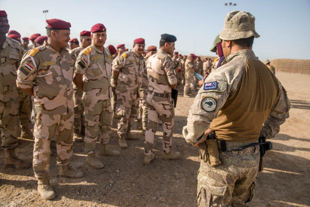 جهود التحالف الدولي لتدريب وتاهيل وحدات الجيش العراقي .......متجدد - صفحة 2 DgNF5jtVAAE8la0