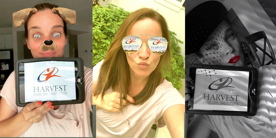 Fun fact: Today is #NationalSelfieDay ! #beyondlanguage #doyouspeakharvest  #Brunaditullio pic.twitter.com/qq2kNUCXed