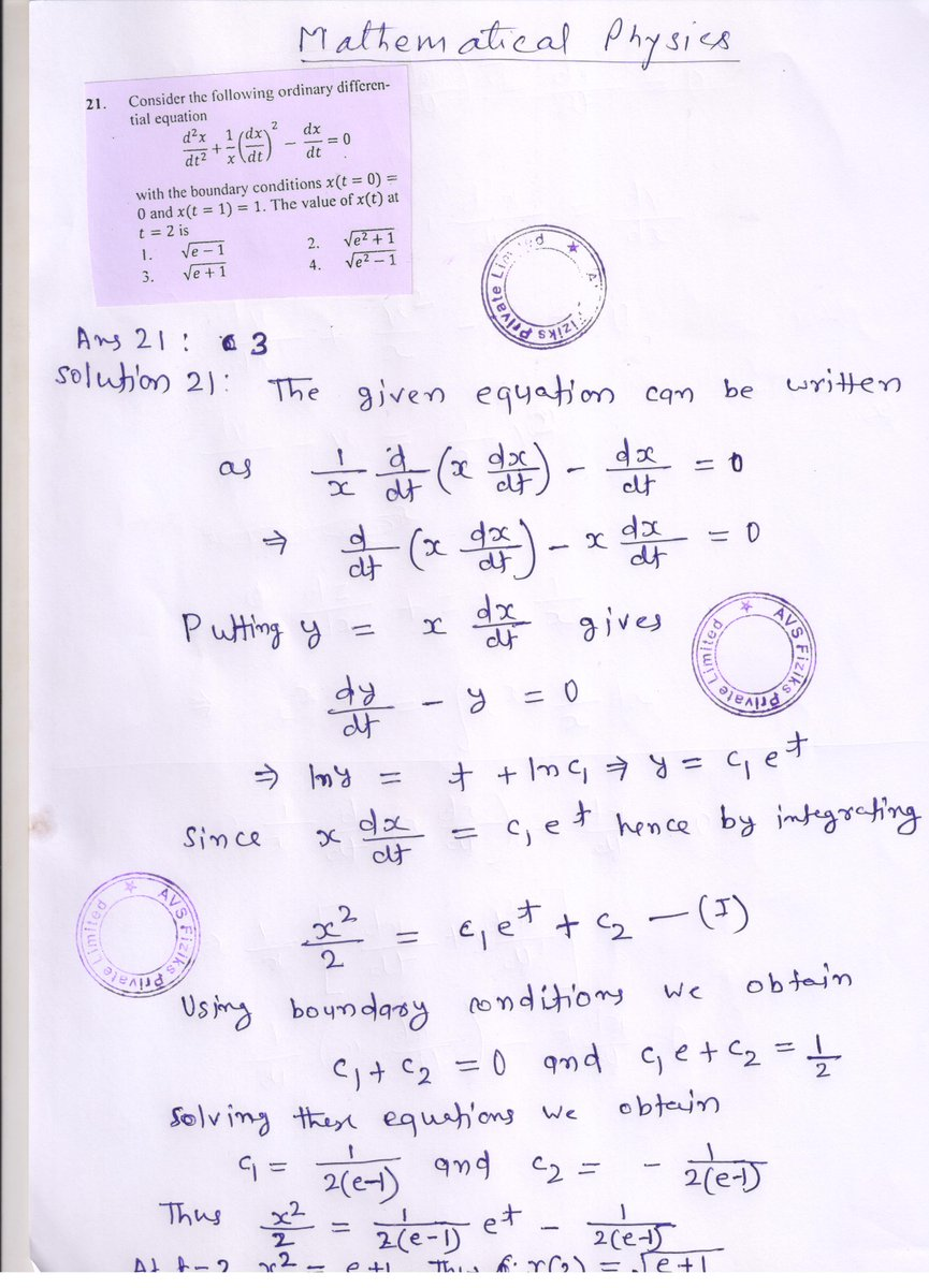 physicsbyfiziks on Twitter: