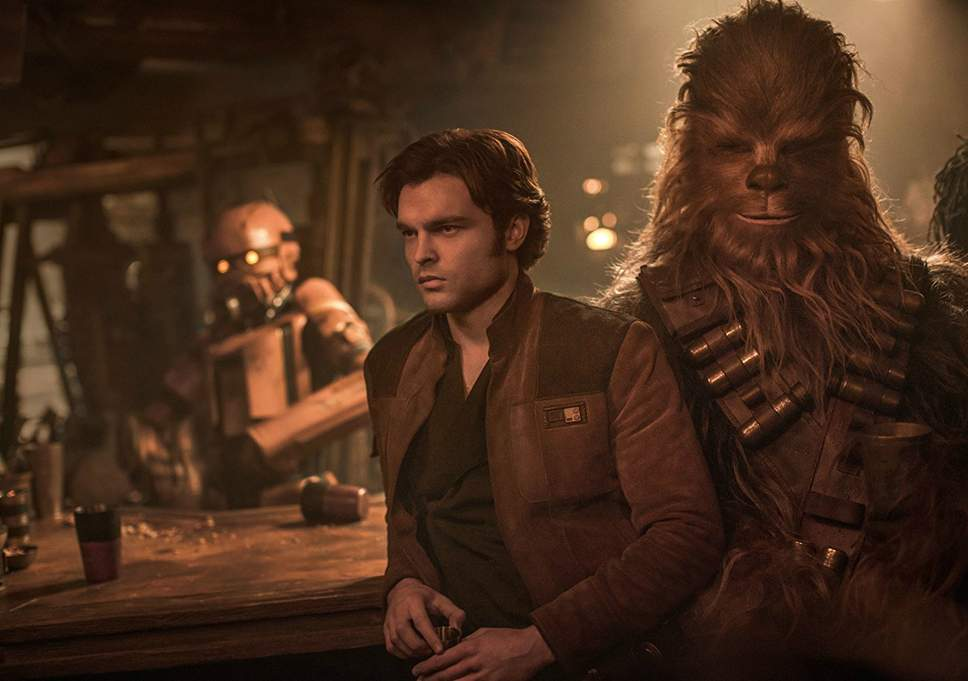 All Star Wars spin-offs reportedly on hold after Solo ambivalence https://t.co/I3eJhqBMpo https://t.co/JHypu0Q2OF