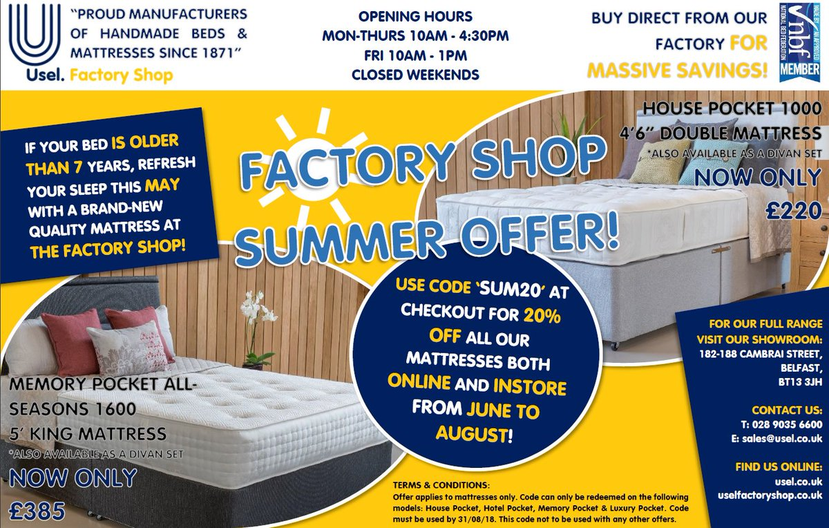 If Anyone Has Any Questions Please Call In Or Contact Us And We Would Be Hy To Help With Mattress Needs