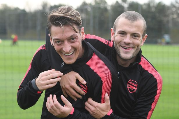 A true Gunner is leaving @Arsenal. Good luck on your next adventure bro 🙏🏼⚽ @JackWilshere #YaGunnersYa #COYG