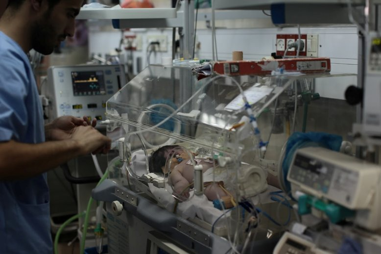 "UN experts say #Gaza health care at ""breaking point"" https://t.co/66PyBVQNsT"