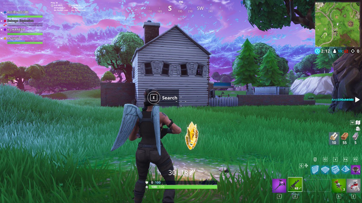 fortnite news lootlake net on twitter tip week 8 search between a bear crater and a refrigerator shipment challenge fortnite - fortnite search between a bear