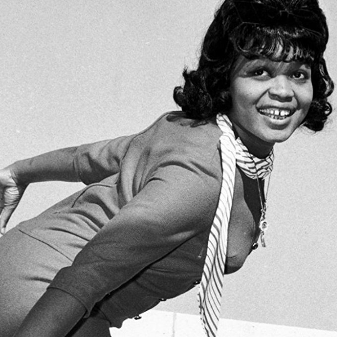 Come on baby, do the loco-motion Happy Birthday Little Eva!