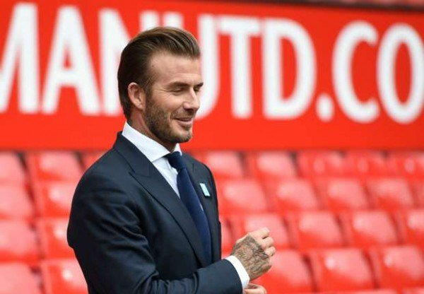 David Beckham Reveals 2 Countries That Will Play In The World Cup Final Photo